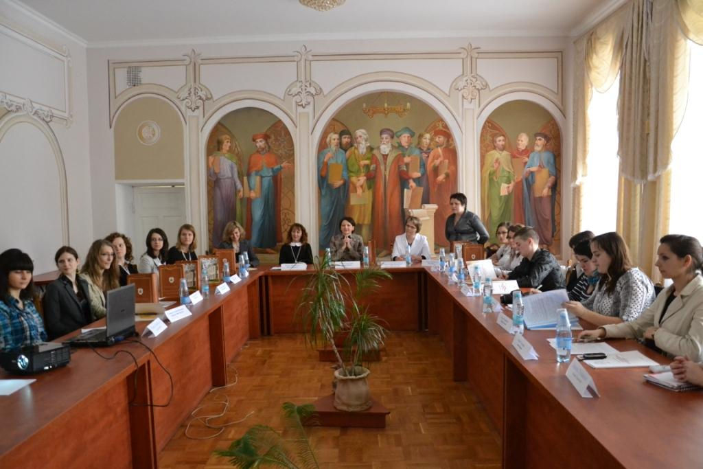 Polish Round Table.Ostroh Academy Held A Ukrainian Polish Round Table Discussion On The