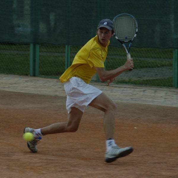 Тенісний сезон в академії триває